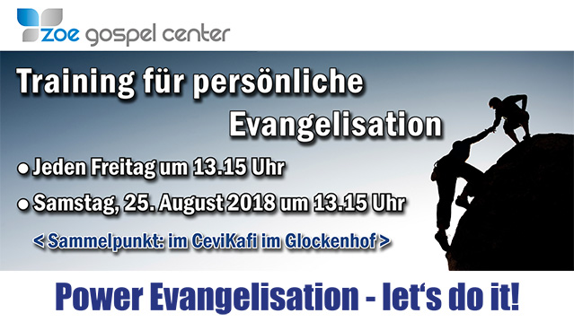 Power Evangelisation 201502